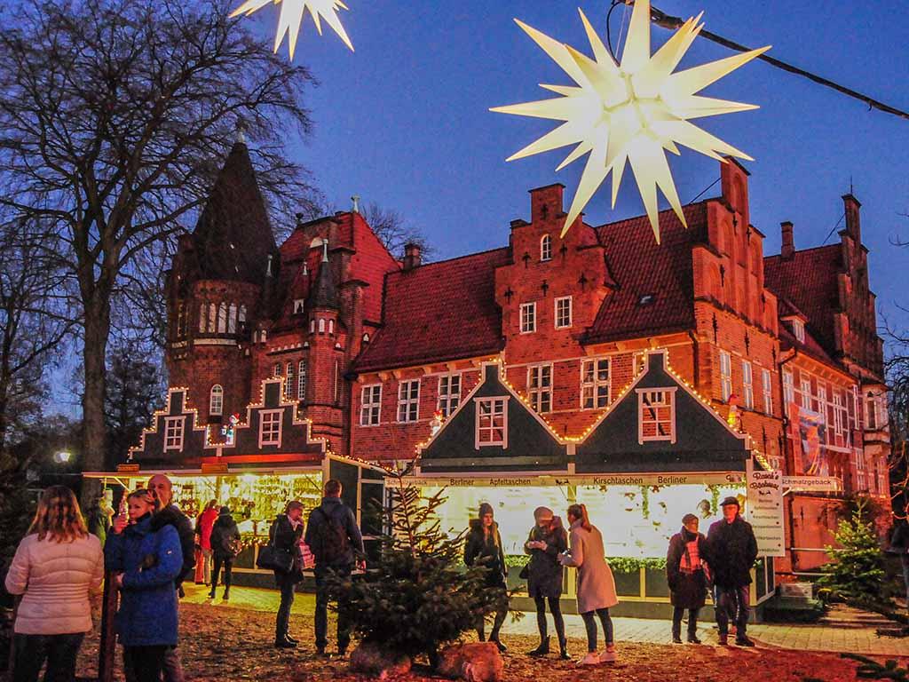 Weihnachtsmarkt Bergedorf Hamburg De