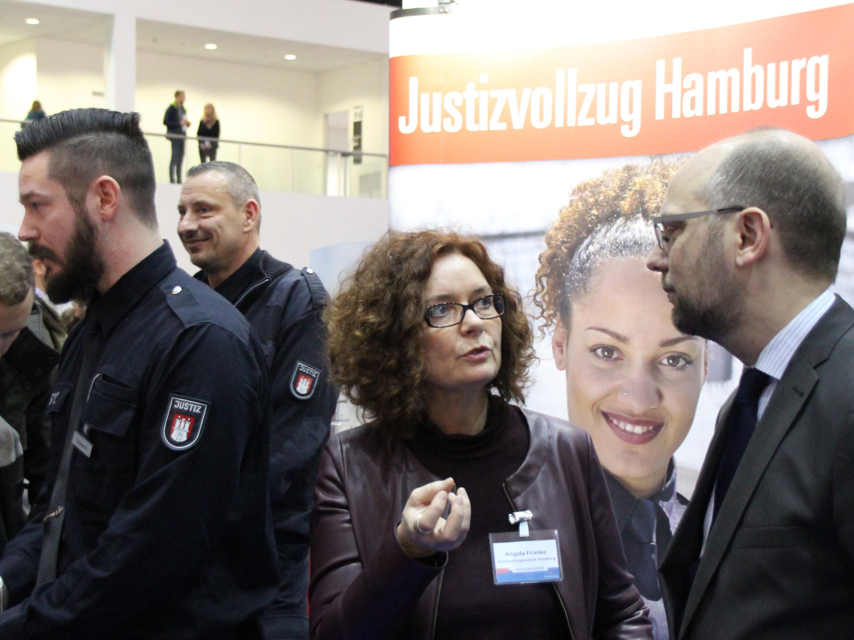 Justizbehörde Hamburg Stellen Und Ausbildungsangebote Fhh