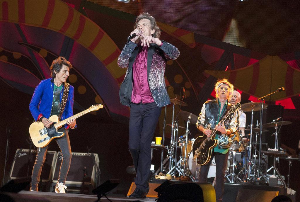Rolling Stones Im Stadtpark 2017 Hamburgde