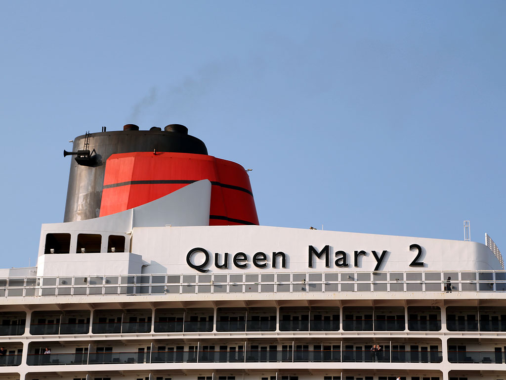 länge queen mary 2