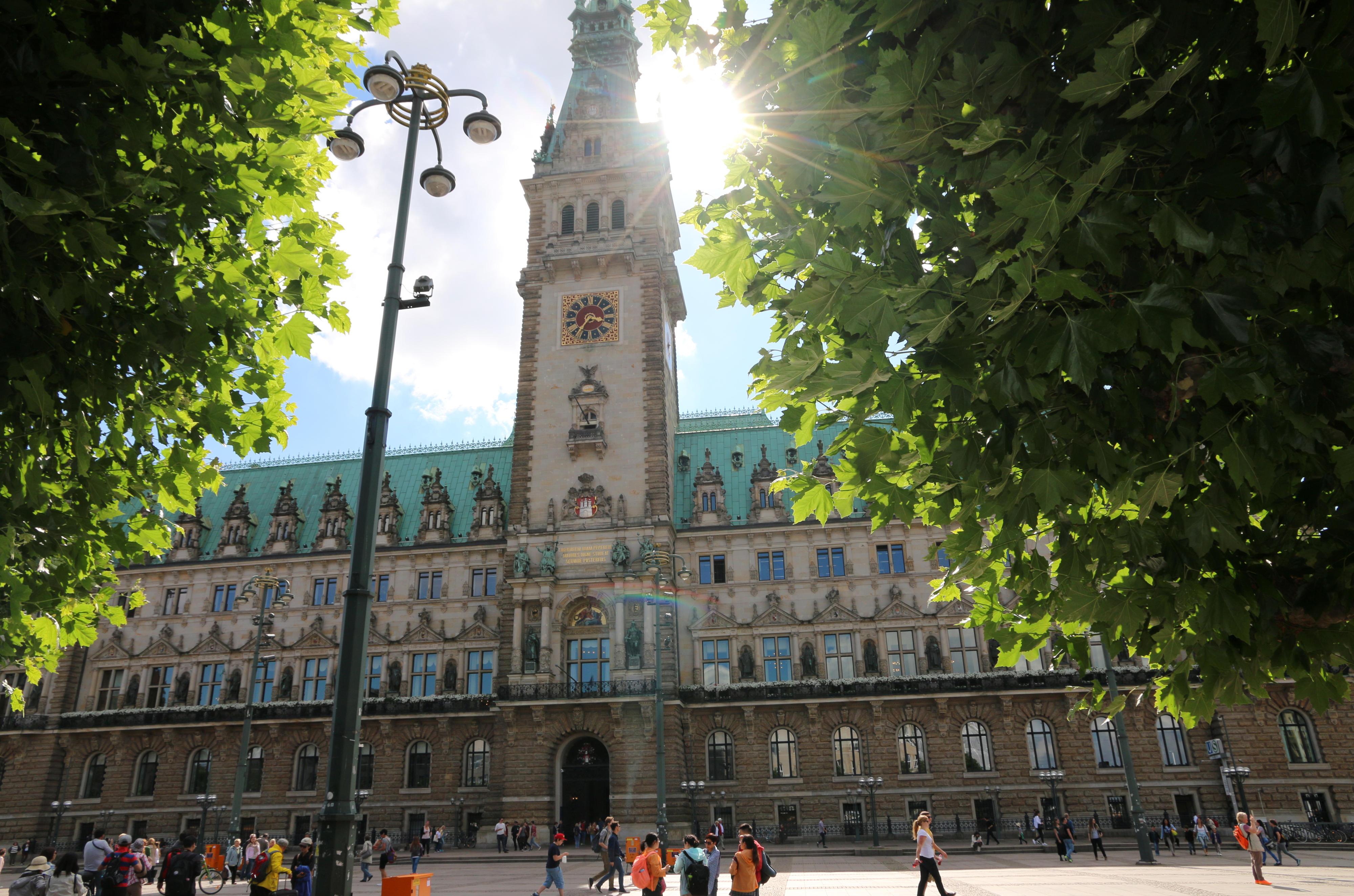 Rathaus Hamburg De