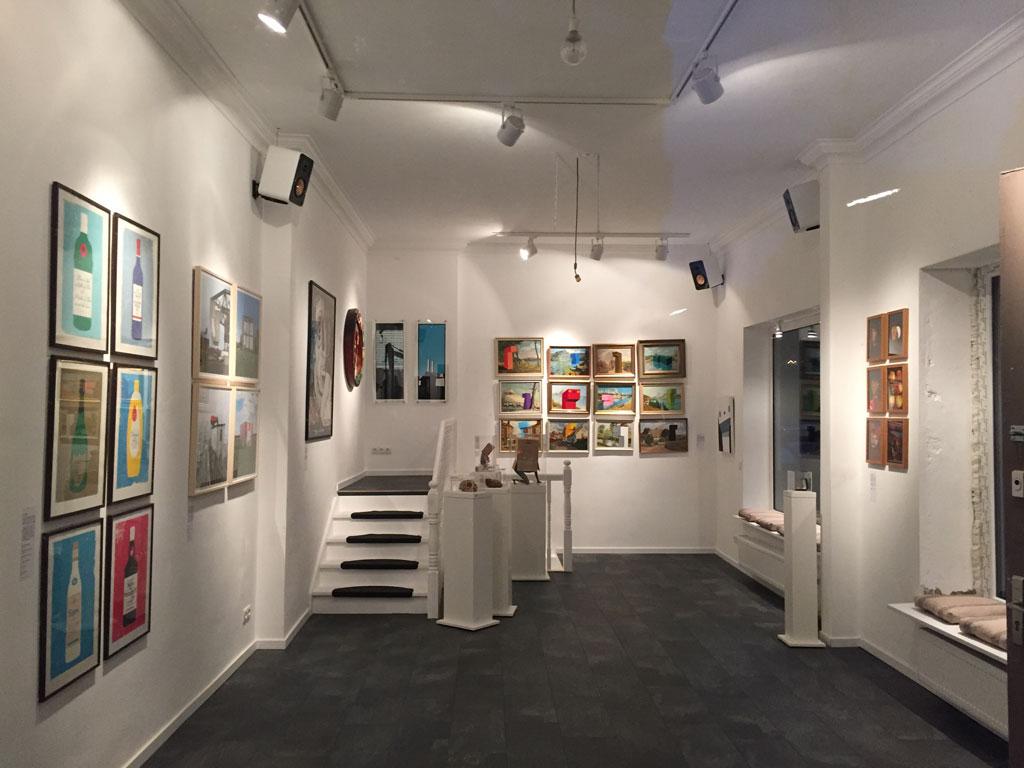 Galerien für Jugendliche