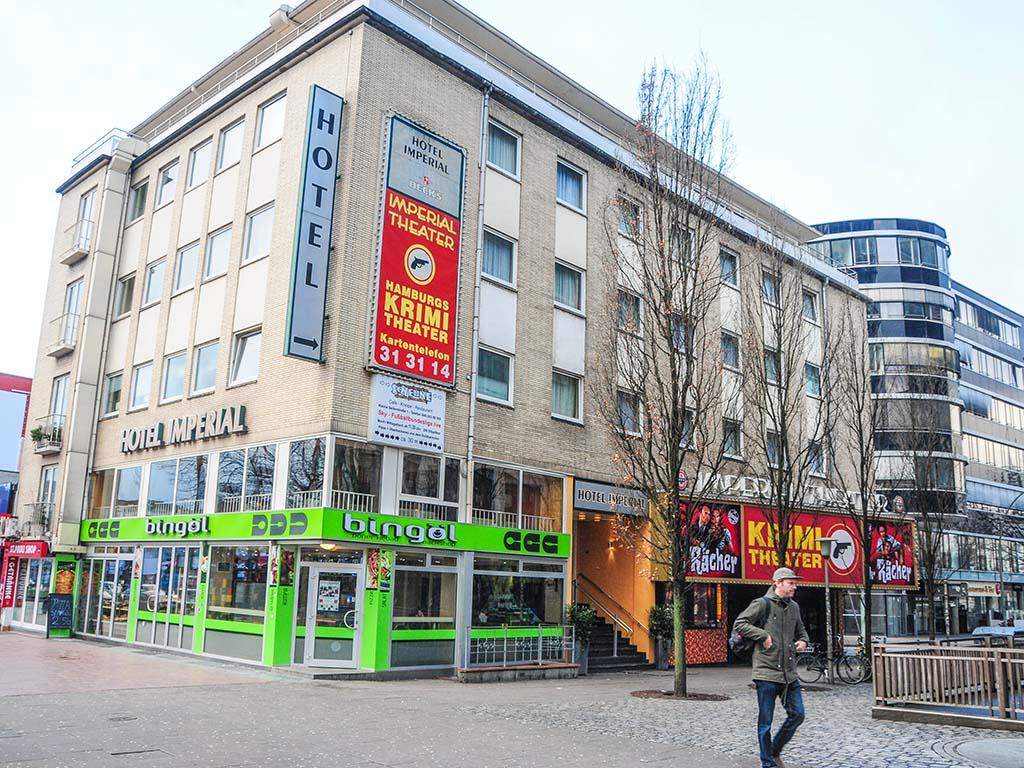 Imperial Theater Hamburg Ffnungszeiten Bilder Informationen