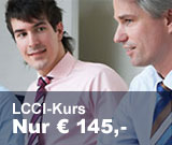 Anglo English School GmbH - LCCI-Kurs nur 145 Euro