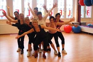 Bodybuilding frauen kennenlernen