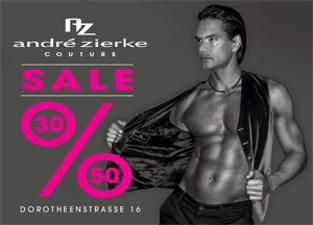 André Zierke Couture - sale