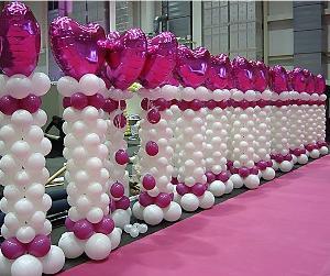 Aufsteiger ballons partyartikel ballon deko hochzeits for Hochzeitsdeko hamburg