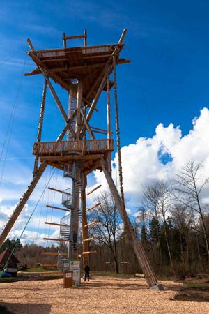 erlebniswald trappenkamp freizeitanlage freizeitpark