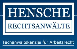Anwalt Arbeitsrecht Hensche Rechtsanwälte Anwalt Arbeitsrecht