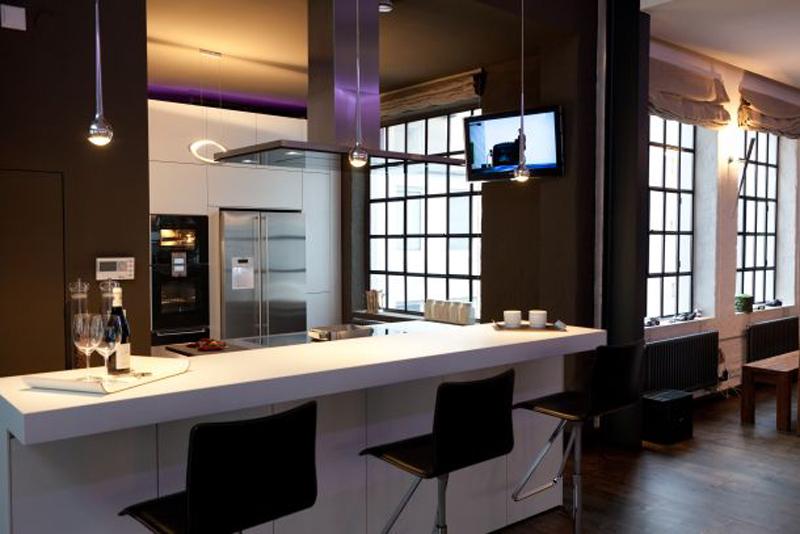 bulthaup im stilwerk bulthaup hamburg gmbh k chen premium partner bauen wohnen hamburg altona. Black Bedroom Furniture Sets. Home Design Ideas