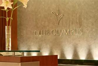 club olympus - fitness centre & spa - Empfangsbereich