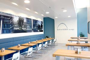 BBCC – Berliner Bogen Conference Center - Lounge