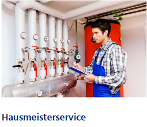 CRONEOS Immobilien Service GmbH - Hausmeisterservice