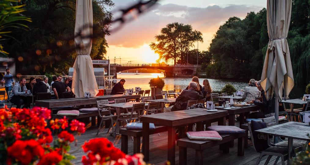 Treppenrenovierung Hamburg spanische treppe premium partner essen trinken restaurant