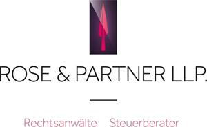 ROSE & PARTNER LLP. - Logo