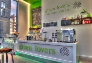 green lovers - Hafencity