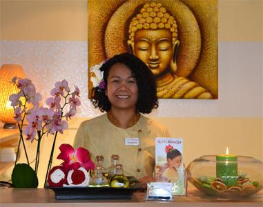 Siam Massage Hamburg - Empfang