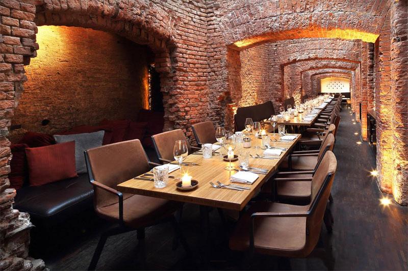 restaurant im hotel east fischrestaurant premium partner. Black Bedroom Furniture Sets. Home Design Ideas