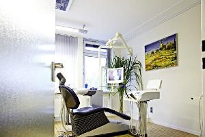 Quarree Dental - Behandlungsraum