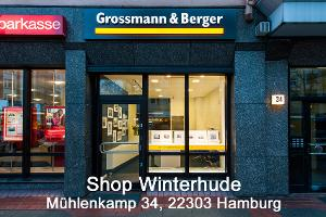 Grossmann & Berger - Winterhude