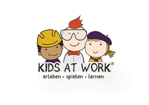 Kids at work - Logo