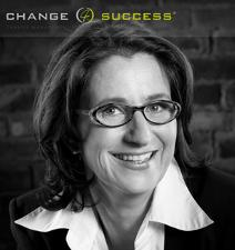 CHANGE 4 SUCCESS - Portraitfoto Ira Rueder