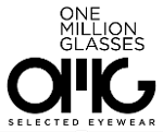 One Million Glasses Hamburg Optiker Logo