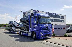 Transport Maske Fleet GmbH