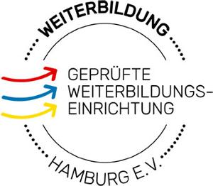 Anglo English School GmbH - Weiterbildung Hamburg e.V. Siegel