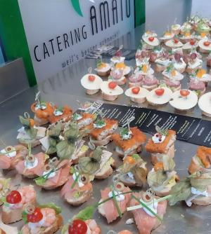 Catering Amato Canapées