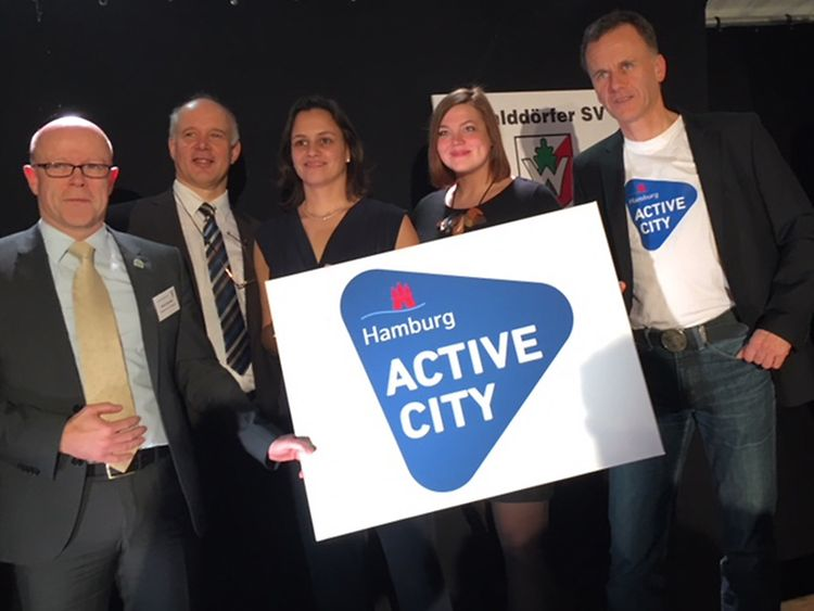 Top-Sportvereine bekennen sich zu Active City