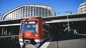 S-Bahn Hamburg / Deutsche Bahn, bahnimbild.de