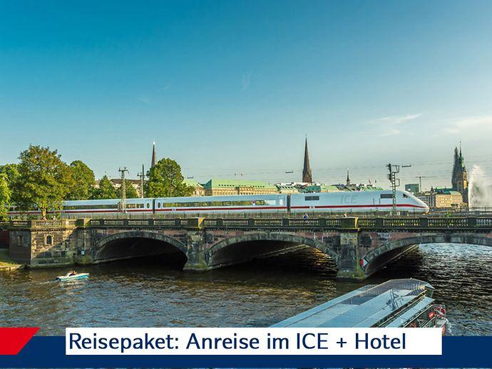 Stadtereise Hamburg Bahn Und Hotel Inklusive Hamburg De