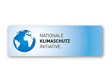 Nationale Klimaschutz Initiative Logo / Nationale Klimaschutz Initiative