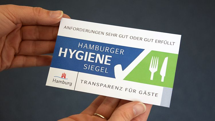 Hamburger Hygienesiegel