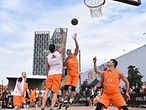 Streetbasketball / witters GmbH Feature Streetbasketball