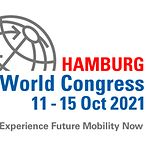 Logo ITS-Weltkongress 2021 / ITS Hamburg 2021 GmbH