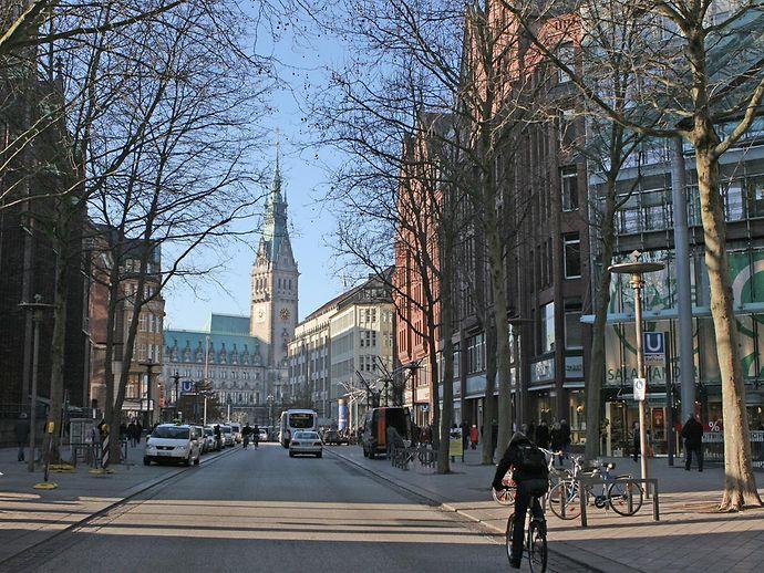 e67f034bde8dc9 Mönckebergstraße Hamburg - Adresse