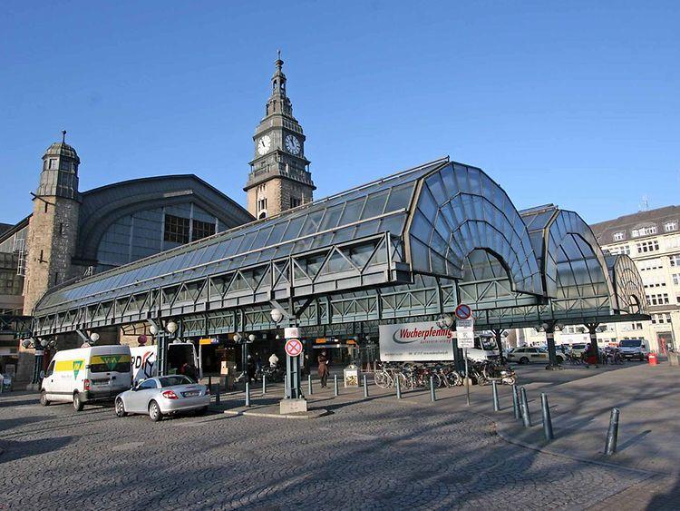 Hamburg hauptbahnhof gleisplan