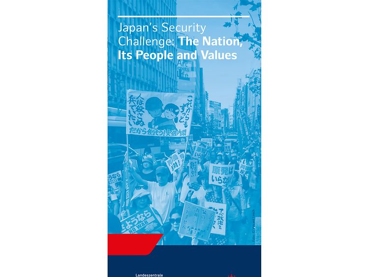 Flyer: Japan's Security Challenge: The Nation, Its People and Values