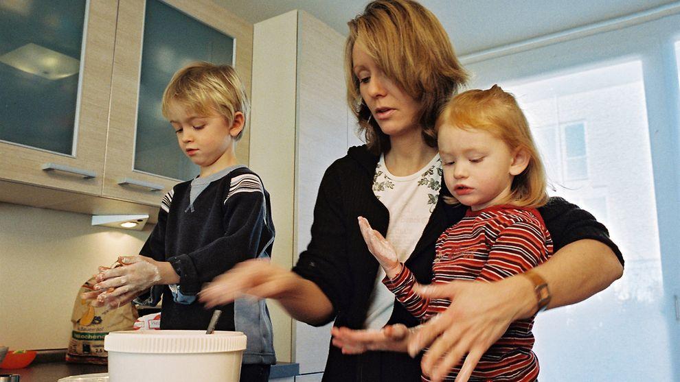 unterstützung für alleinerziehende mütter