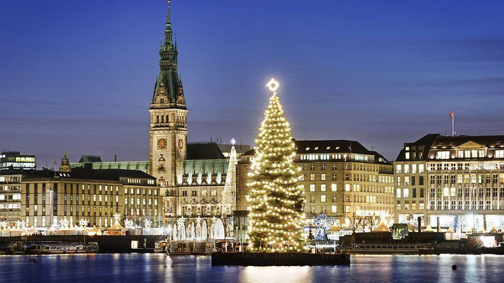 Weihnachten Hamburg - hamburg.de