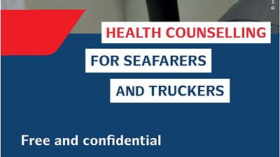 Health Counselling for Seafarers and Truckers