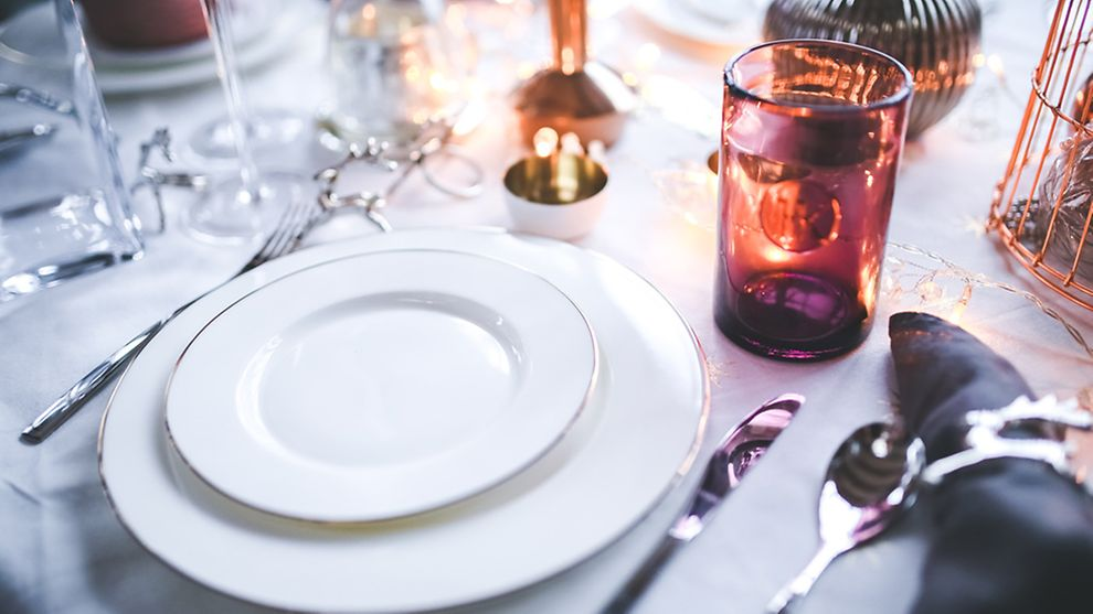 Candle light dinner hamburg valentinstag