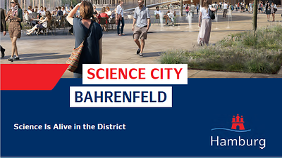 Science City Bahrenfeld - Brochure
