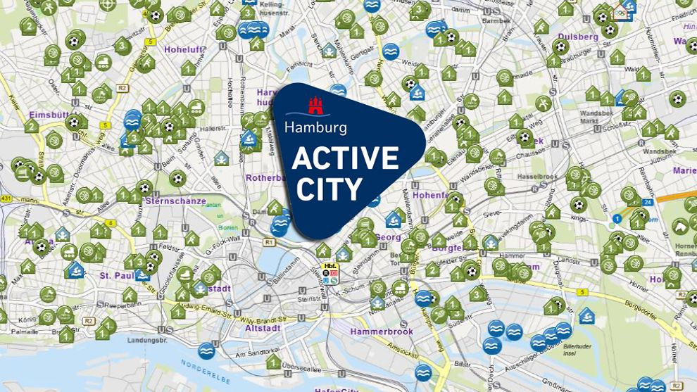 Active City Maps