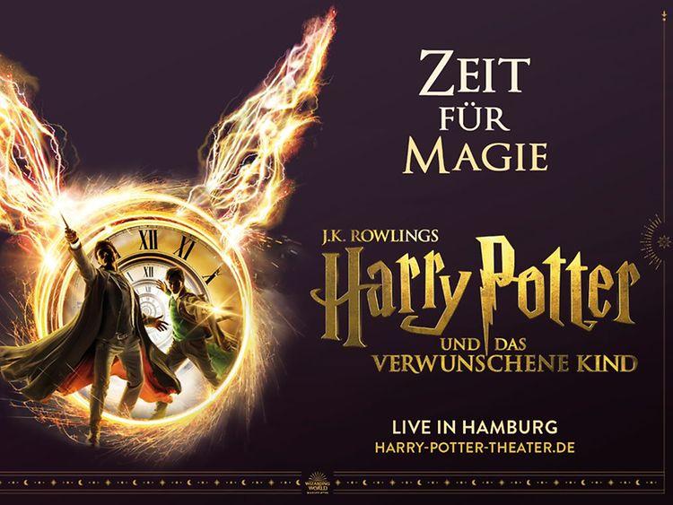 Hamburg theater harry potter