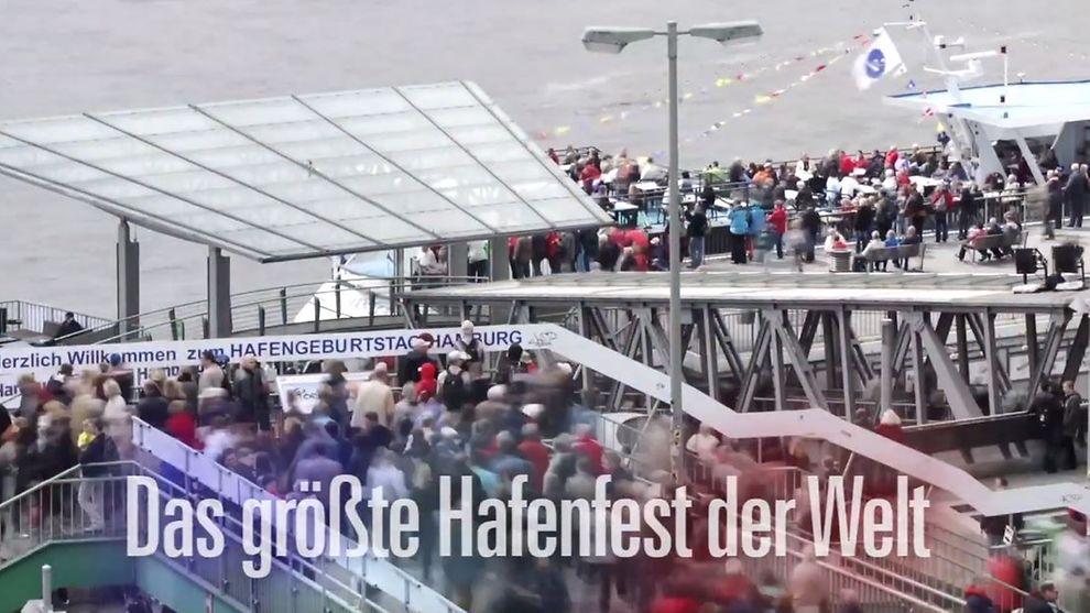Hafengeburtstag Hamburg 2020 ⛴🎆 - hamburg.de