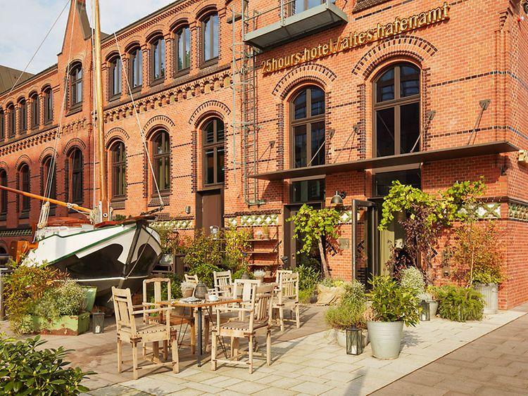 25hours Hotels Hamburg - hamburg.de