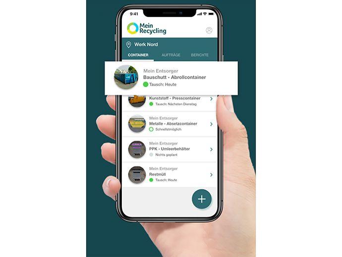 Kostenlose Nutzung Einer Abfall App Für Aktive Umweltpartner